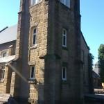 安中教会に行ってきた。日本人の手による日本初のキリスト教会。